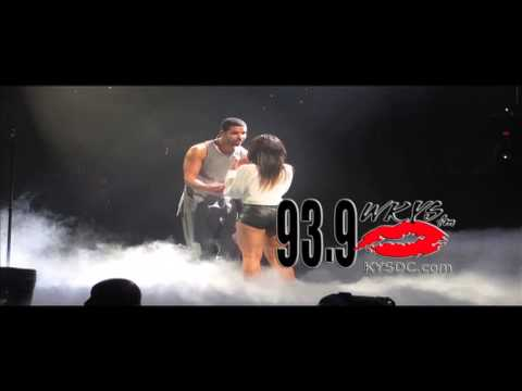 Drake Brings Fan On Stage Sings To Her And Gives Her A Kiss Mp3