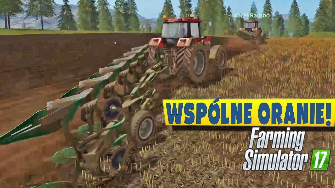 Przygotowanie pól | Farming Simulator 2017 Polski gameplay