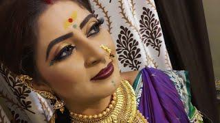 Mhalsa Makeover Look Whats App :-🤳9923292223 आपले पहिले मराठी आगरी-कोळी मेकअप युट्युब चॅनेल