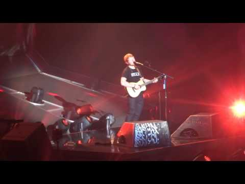 Ed Sheeran - Perfect - o2 Arena 1/5/17