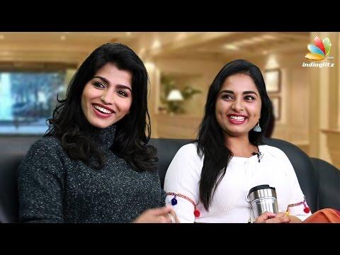 Dhansika In A Girly Talk with Srushti Dange | Kaala Koothu Interview
