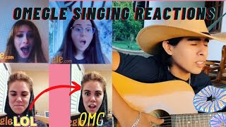 Leo Callejas Sings on Omegle 2021🔥 Omegle Singing Reactions, Singing To Strangers On Omegle Cover⭐