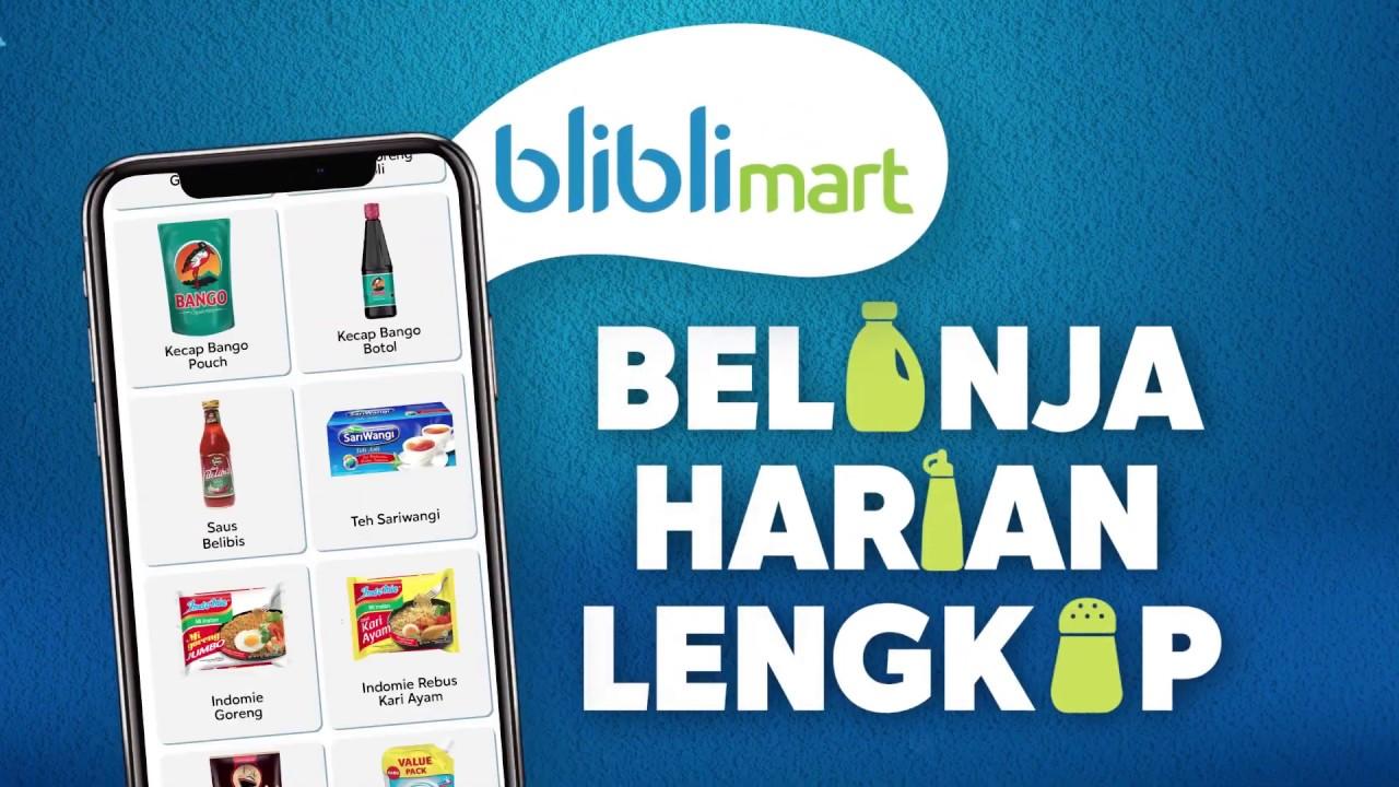 BlibliMart - groceries online Jakarta