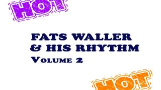 Fats Waller - Cryin