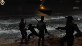 Корсары: Каждому своё. Последний урок. Финал с мушкетом.
