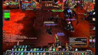 WoW - Kiting Shandris Feathermoon to Orgrimmar