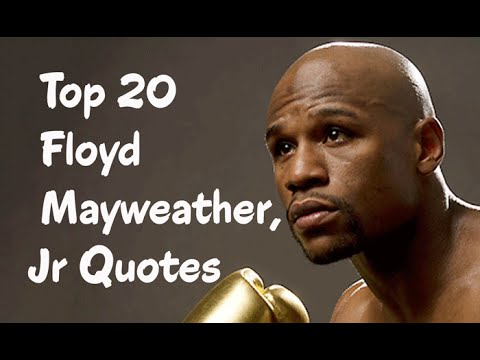 Quote Mayweather Mcgregor