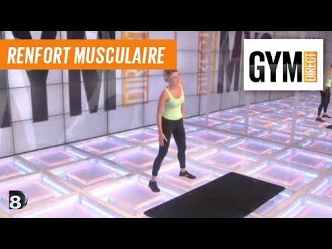 Exercice Musculation pour tout le corps - Renforcement musculaire 86