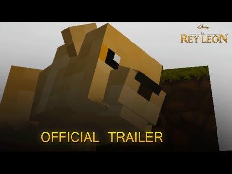 The Lion King Official Minecraft Trailer Español HD