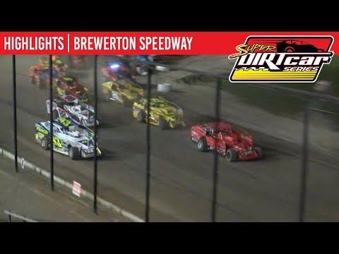 Super DIRTcar Series Big Block Modifieds Brewerton Speedway September 13, 2019   HIGHLIGHTS