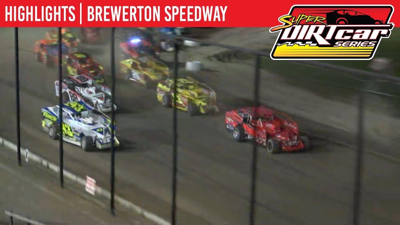 Super DIRTcar Series Big Block Modifieds Brewerton Speedway September 13, 2019 | HIGHLIGHTS