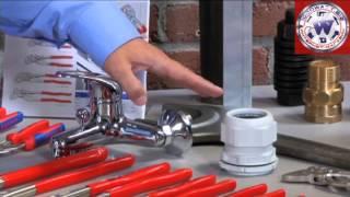 Knipex - переставные клещи.(Ручной инструмент из Германии от официального дилера, интернет-магазина 1000watt.biz., 2015-03-03T06:15:26.000Z)