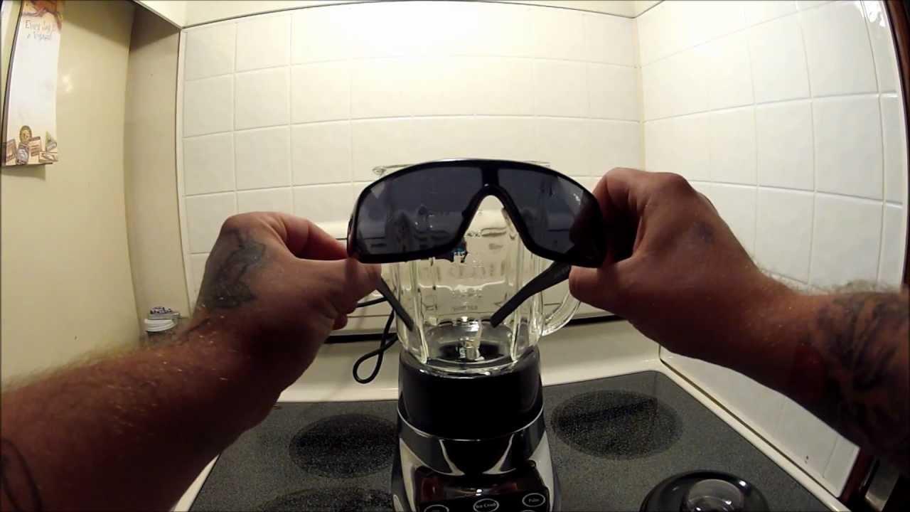 f19758a75da58 Haymaker Sunglasses in a Blender - YouTube
