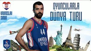 Oyuncularla Dünya Turu #3: Krunoslav Simon