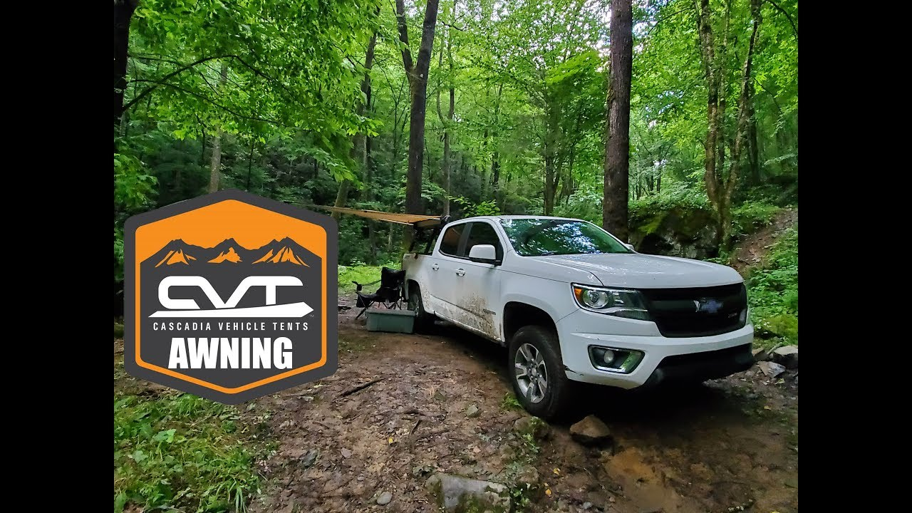 CVT Awning | Install & Initial Impressions - YouTube