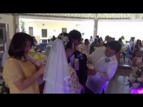 Gilbert  & Faith ( Wedding )