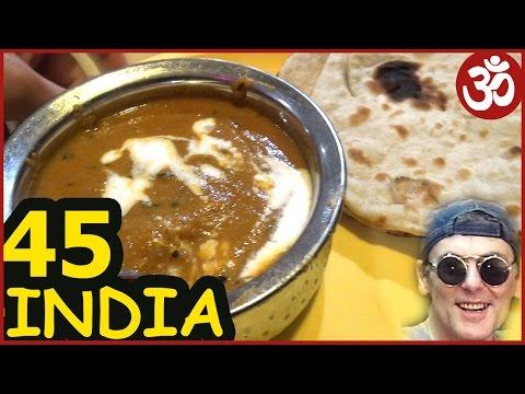 ИНДИЯ 45 Ганга Арати. Вкусное блюдо Малай Кофта индийская кухня