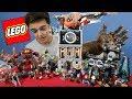 ¡TODOS LOS LEGO DE AVENGERS INFINITY WAR! / NAVY