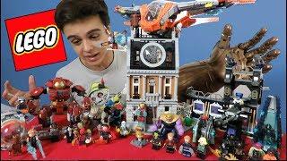 ¡TODOS LOS LEGO DE AVENGERS INFINITY WAR! / NAVY thumbnail