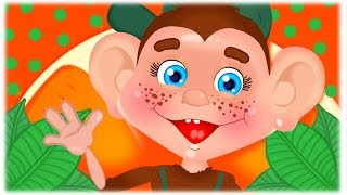Head Shoulders Knees and Toes – Exercise Song for Kids