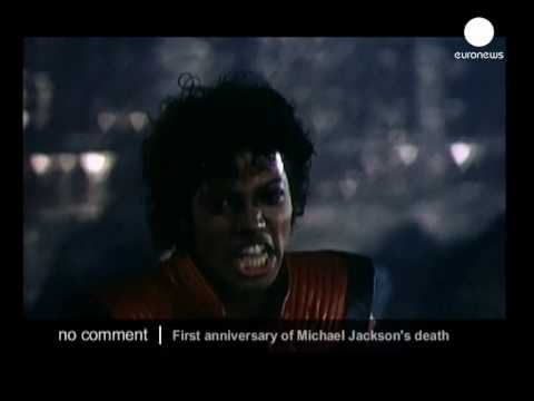 Tribute to Michael Jackson 1/2: life and career - no comment