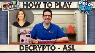 Decrypto - WITH ASL - How To Play