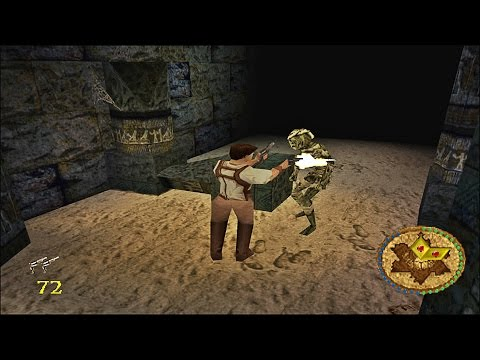 The Mummy Walkthrough # 1