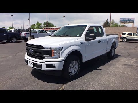 2018 Ford F-150 Centennial CO, Littleton CO, Fort Collins CO, Greeley CO, Cheyenne WY JKE30617