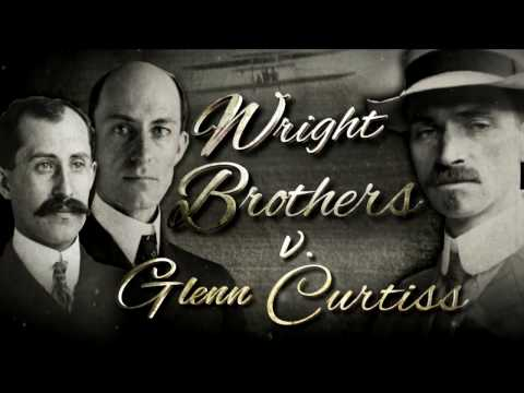 Wright brothers airplane patent litigation