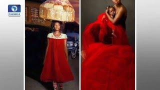 Olajumoke 'Bread Seller Turned Model' Tells Her Story