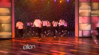 Ellen -- Step Up Revolution!