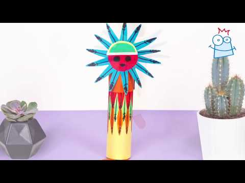 How To Make A Native American Kachina Doll