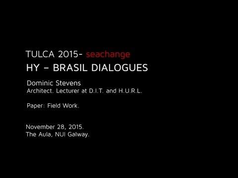 HY – BRASIL DIALOGUES : Dominic Stevens