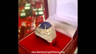Koleksi Cincin Berlian Pria