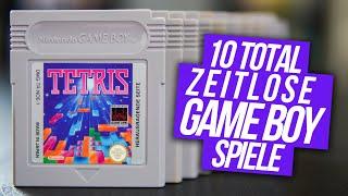 Diese 10 GAME BΟY Spiele werden NIEMALS ALT | NES Commando | Nintendo Gameboy