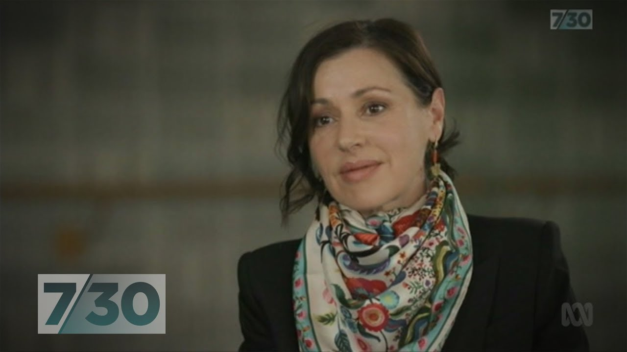 Tina Arena On Playing Eva Peron In The Musical Evita Youtube