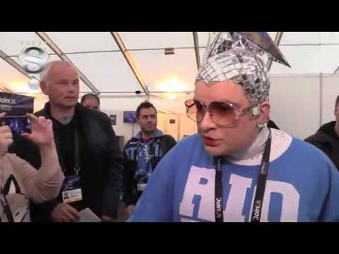 Верка Сердючка говорит о Кончите Вурст евровидение 2014