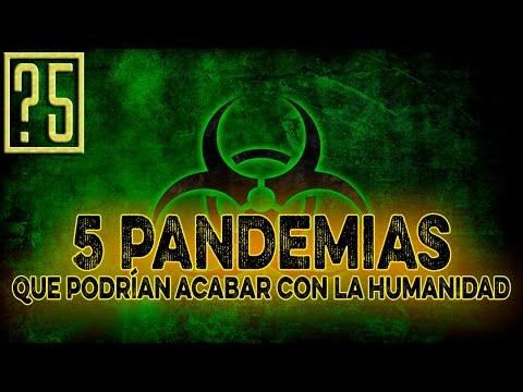 5 Plagas y Pandemias que podrían causar el fin de la Humanidad [Videos de Terror 2015]