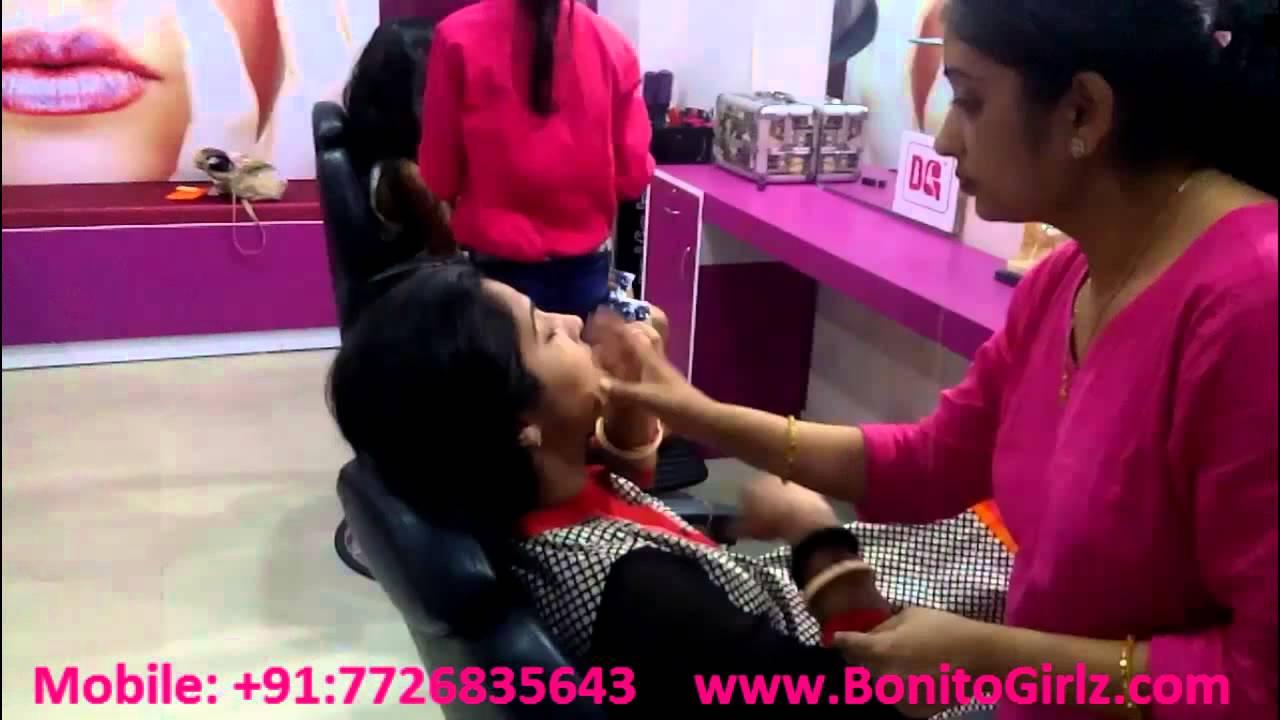 beauty parlour in jaipur   bonito girlz - youtube