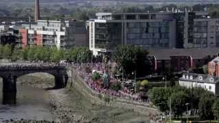 Royal de Luxe Giant's Journey Limerick - day 2 - HD