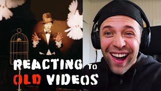 Reacting to OLD Magic  videos -Julien Magic