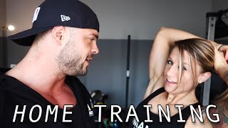 HOME TRAINING  | Gambe e Glutei