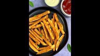 Crispy Masala French Fries Recipe Easy Potato French Fries Recipe