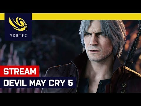 Hrajeme živě: Devil May Cry 5 - demo thumbnail