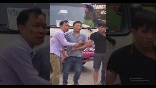 Xe khách Phú Thọ đánh nhau vỡ đầu Part 2