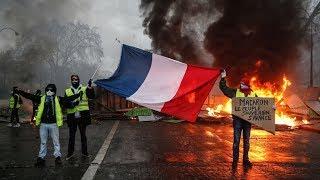 Round 4: Yellow Vests protest in Paris (Pt.3)