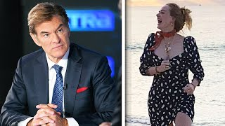 Dr. Oz Says Critic Should Leave Adele's Weight Alone