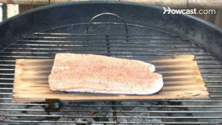 How To Use A Grilling Plank