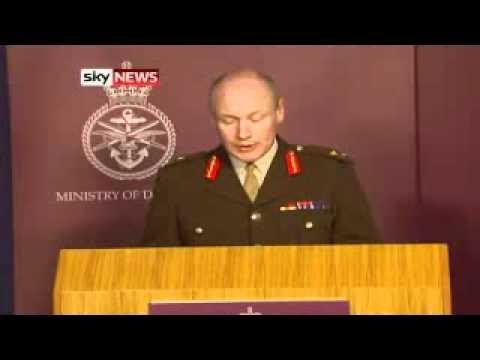 US Jet Crashes In Libya