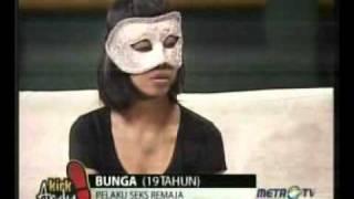 Kick Andy :Ancaman Seks Bebas di Kalangan Remaja 2/16
